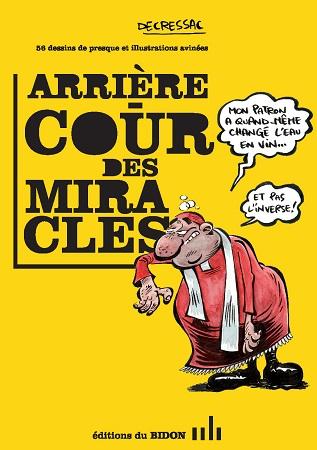 Arriere Cour Des Miracles