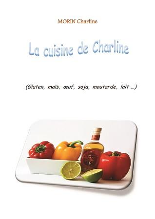 Publier Un Livre Avec Le Livre En Papier La Cuisine De Charline - Editer un livre de cuisine