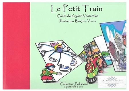 Le Petit Train Bilingue Francais Italien